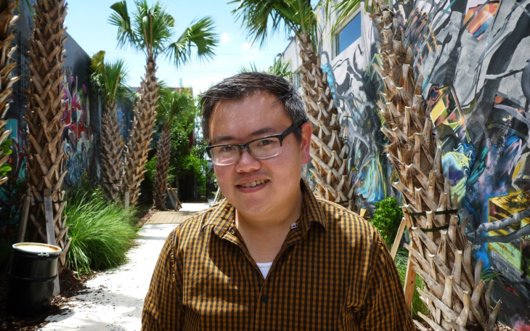 """Ernie Hsiung – """"Paying it safe is not normal here"""""""