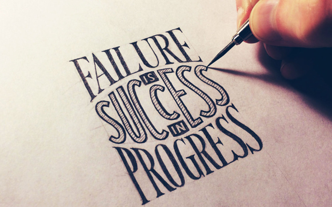 WEDNESDAY (11/18): Celebrating The Value In Failures
